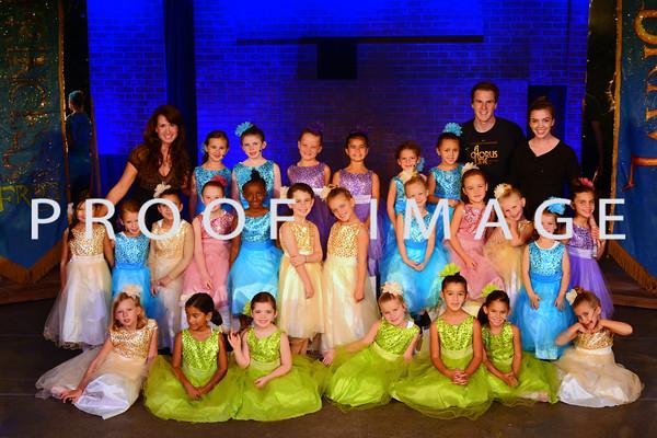 Disney Camp 5D Peter Pan Cast