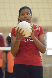 Butler High School Volleyball 2012
