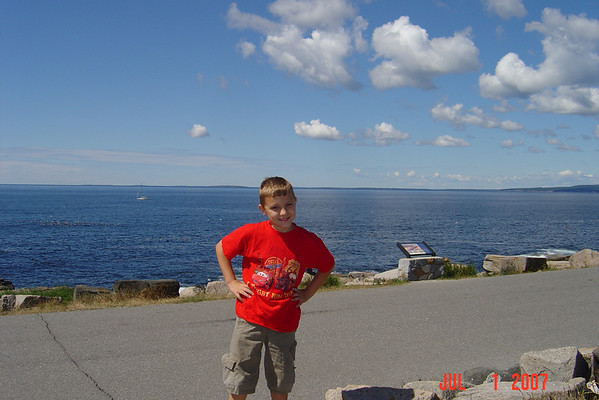 Winter Harbor Maine - Summer 07