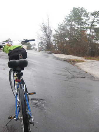 Stone Mountain Bike Ride & Sugar