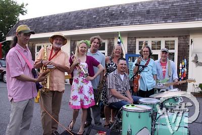 Music Stroll • harwich, ma • 7 . 9 - 2014
