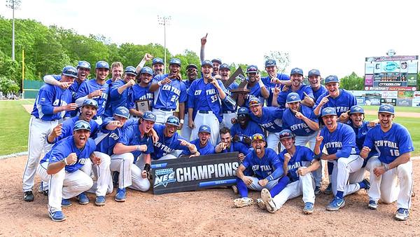 CCSU Baseball 5-26-19