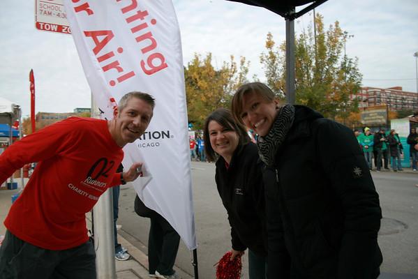 2012 02 Runners Chicago Marathon Team