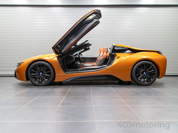 '19 i8 Roadster - First Edition