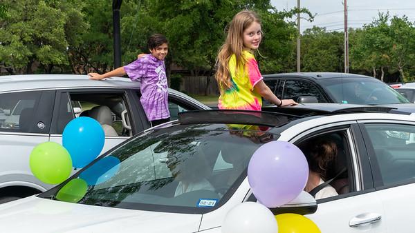 5th Grade Parade