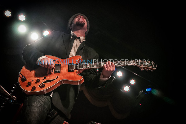 Bowlive2- Night 1 feat. Nigel Hall, Lettuce & Maceo Parker @ BK Bowl (Tue 3/1/11)