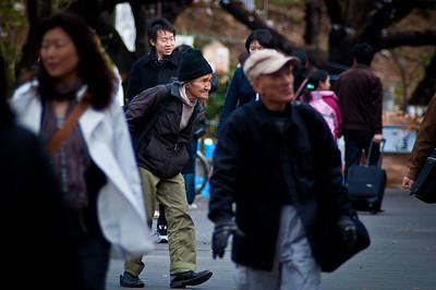 Ueno Park - April 3~4, 2010