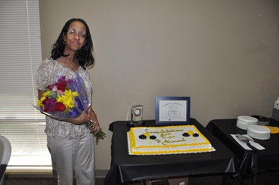 June Robinson retirement July 23, 2016