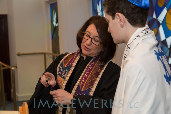 Robert West bar mitzvah