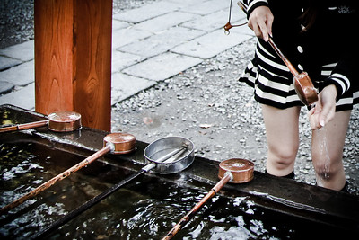 Online Gallery by © Christian Kleiman with captured scenes in Kamakura Japan