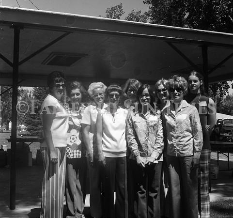 1974 July Fairfield Ag Field Day