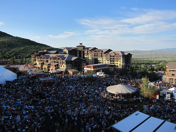 Park City Fourth of July