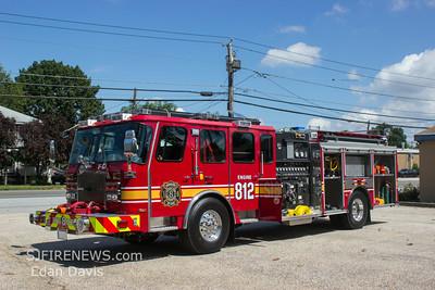 National Park (Gloucester County NJ) New Engine 8-12