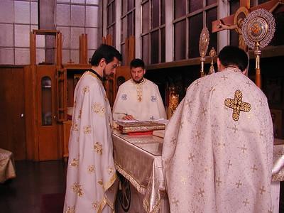 Community Life - Feast Day Liturgy - May 28, 2007