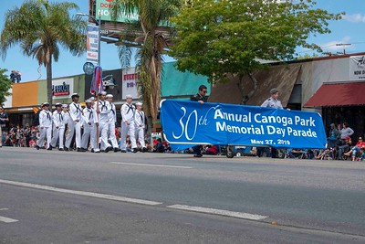 Canoga Park Memorial Day Parade 2019