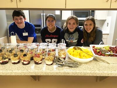 US Community Service Breakfast 12-2-18