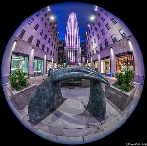 2020 Frieze Sculpture at Rockefeller Center