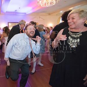 Reception Dancing- Annie Siemianowski Mike Asselin Wedding Photos- Sacred Heart Church Springfield, MA/ Hotel Northampton MA