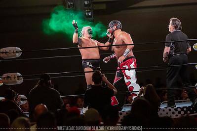 Wrestlecade SuperShow 30.11.2019