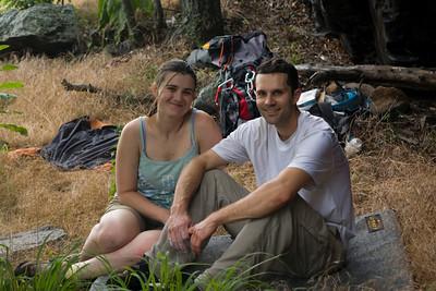 Climbing 28 June 2009