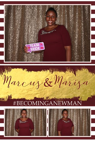 Marcus and Marisa