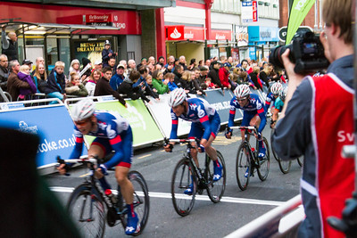 Tour Series 2013 Stoke on Trent
