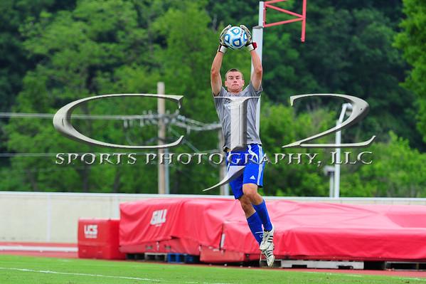 6-8-2013 Tuscarora vs Blacksburg Boys Soccer (State Semi-Final)