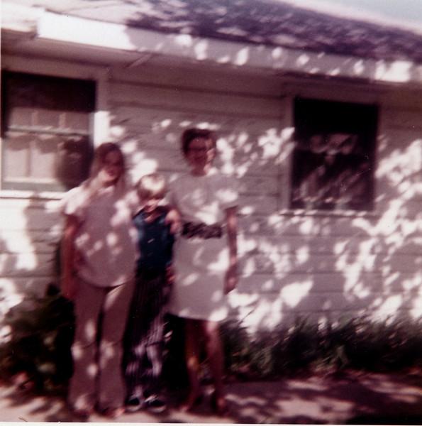 Julie, David and Maria Smock 2132 Pech Rd Houston, TX