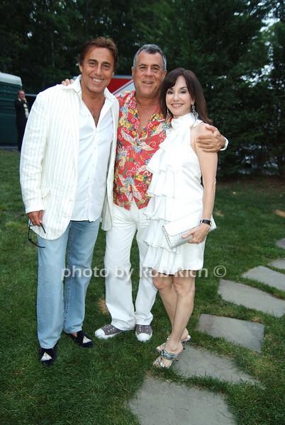 Arnie Rosenshein, Alan Lieberman, Diane Lieberman .photo by Rob Rich © 2008 516-676-3939 robwayne1@aol.com