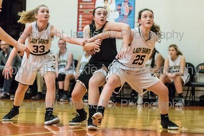 8th Grade Saints Girls Basketball Championship