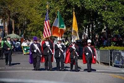 Savannah St. Patrick's Day 2017