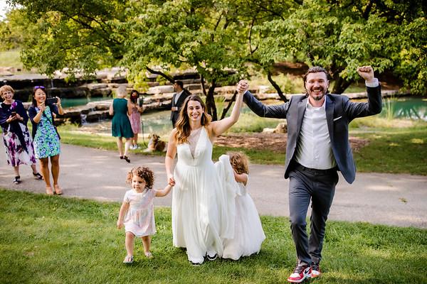 Maya  + John: Micro Wedding