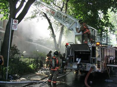 July 10, 2005 - 4th Alarm - 58-66 Robert St.