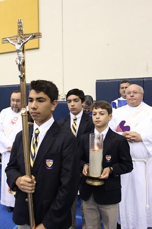 Ignatian Mass 2014