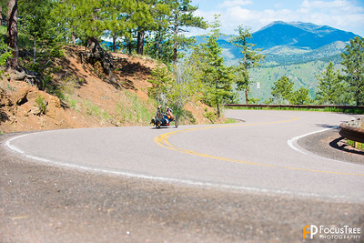 2019 Lookout Mtn Hill Climb - Hand Cyclists