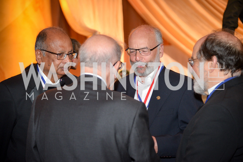 Dr. Arogyaswami Paulraj, Dr. Bob Kahn, Dr. Adi Shamir, Dr. Ronald Rivest,National Inventors Hall of Fame, Induction at the National Building Museum, May 3, 2018-8989.JPG