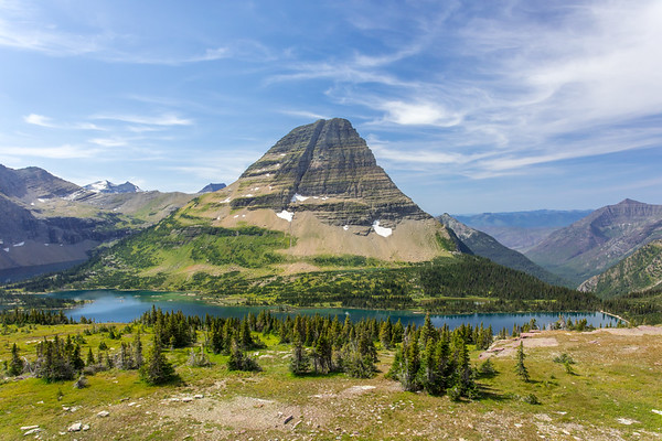 Glacier NP: Hidden Lake Hike