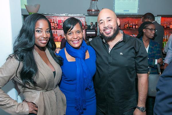 Keisha Lance Bottoms #EarlyVote Drive & Fundraiser @ M Bar UltraLounge 11/27/17