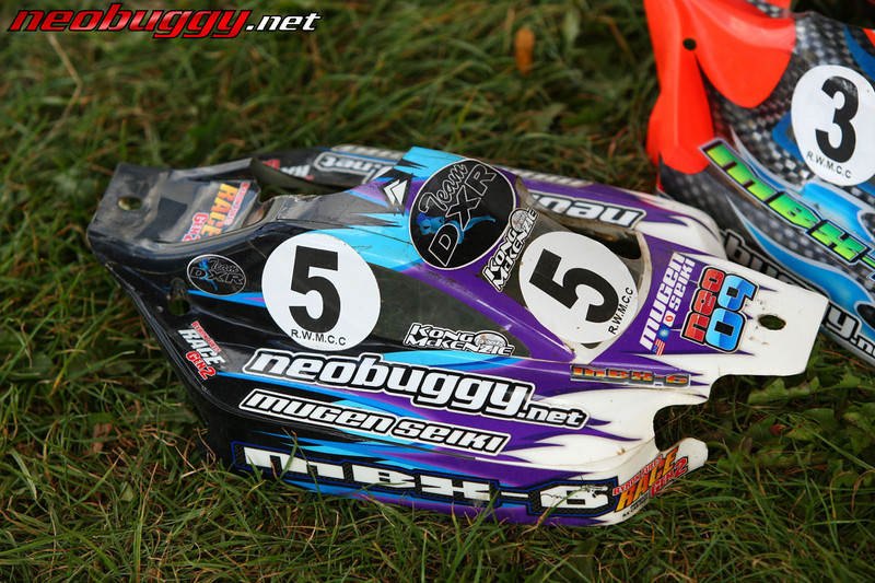 Day 1 - Pro-Line Slough