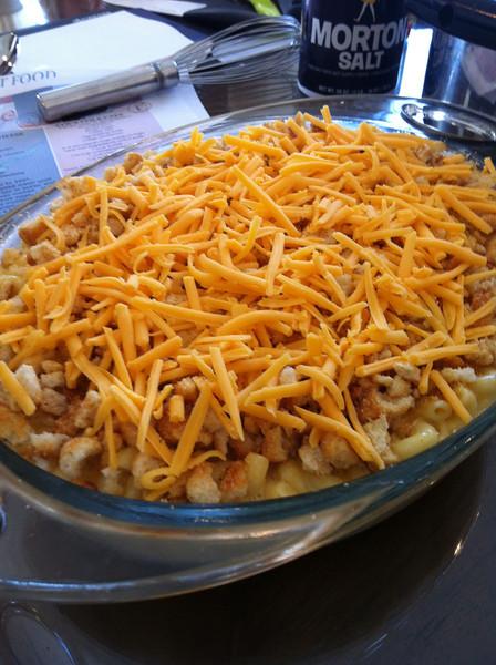 Comfort Food Class November 15, 2012