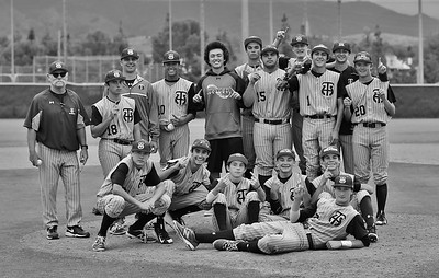 THHS Freshman Baseball 2016