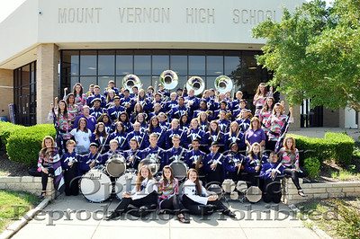 Mount Vernon Marching Band