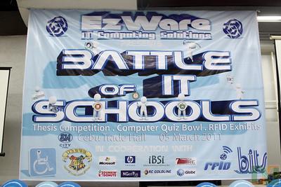 Battle of IT Schools