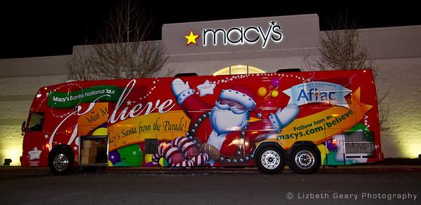 Macy's Bozeman Tour