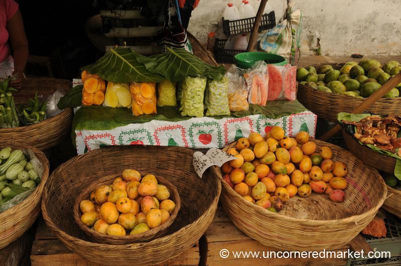 Fruits - Juayua, El Salvador