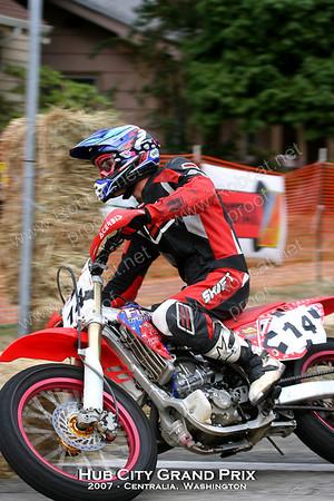 2007 Hub City Grand Prix -- Motard - Saturday Aug-25