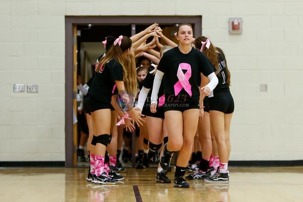 2015-10/20:  Sunrise Mountain High School vs VVHS
