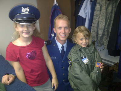 USAFA Parent's Weekend 2012