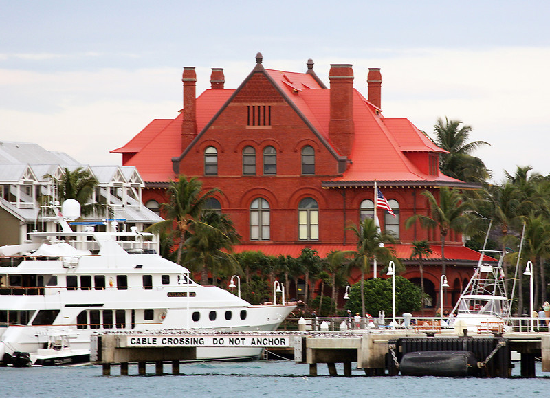The Key West Customs House Museum