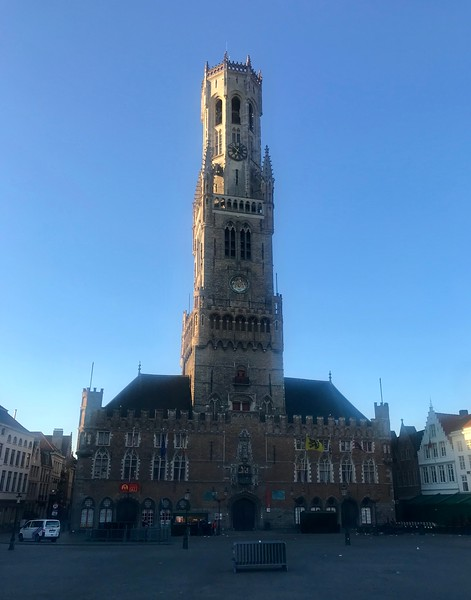 Bell Tower from the 14th century